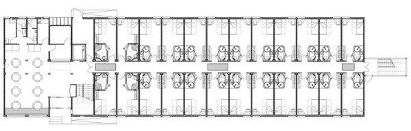 Enero 2012 proyectos 7 proyectos 8 for Hoteles en planta